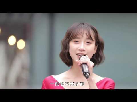 浙江杭州:我和我的祖国「快闪」