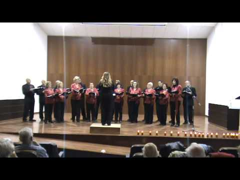 Carnavalito de Nochebuena. Orfeó El Verger. Concierto de Navidad 2010.