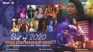 Best of 2020 Mashup – DJ Shadow Dubai – DJ Ansh