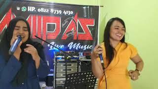Nonstop Dangdut orgen tunggal terbaru 2020    Cover Dewi Icikiwir    Amigoos live music
