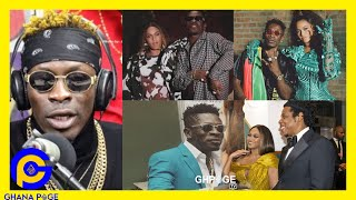 Shatta Wale finally speaks;explains how Already video was shot; what Beyoncè told him when they met