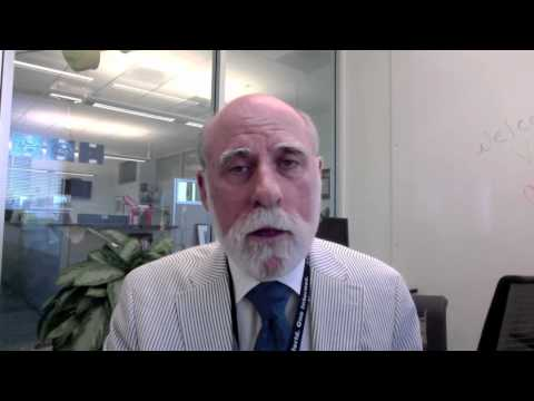 Vint Cerf on the ITRs