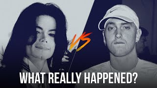 Michael Jackson Vs Eminem: What REALLY Happened?