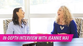 Jeannie Mai from The Real, How Do I Look, Shares How She Built Her Personal Brand on The Pursuit