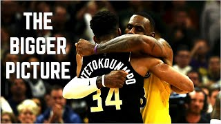 """NBA 2020 Season Mix - """"The Bigger Picture"""" ft. Lil Baby (Emotional)"""