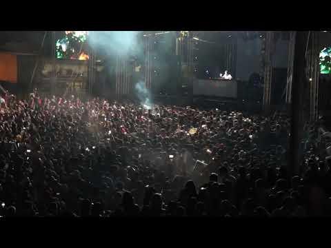 Show do DJ Alok leva multidão na abertura da 40ª Expojipa, em Ji-Paraná, RO