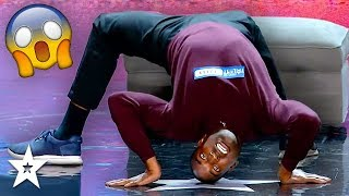CREEPIEST AUDITION on Italy's Got Talent 2020   Got Talent Global