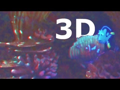 Finding Nemo Submarine Voyage (On-Ride) at Disneyland