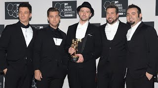 Lance Bass Dishes on *NSYNC Reuniting for Hollywood Walk of Fame Ceremony (Exclusive)