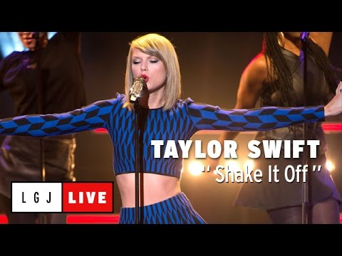 Taylor Swift - Shake It Off - Live du Grand Journal