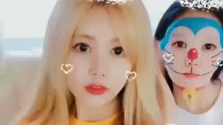 [170923] T-ARA tại sân bay sang Nhật Bản & Con mèo Đôraemon Hyomin cùg vs JiYeon lm Queen's rụng ♥