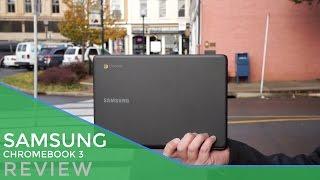 Samsung Chromebook 3 Review