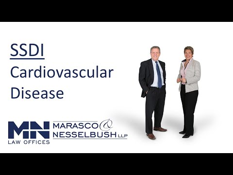 Social Security Disability Based on Cardiovascular Disease - Marasco & Nesselbush, LLP
