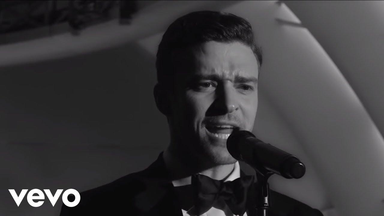 Justin Timberlake & Jay Z – Suit & Tie