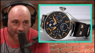 Joe Rogan on Watch Collectors