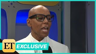 RuPaul Gushes Over Finally Winning Emmy for Outstanding Reality-Competition Series (Exclusive)