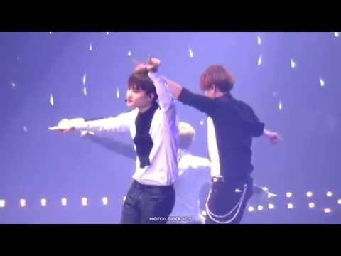 150314 EXO'luXion - 나비소녀Don't go (D.O. Focus)