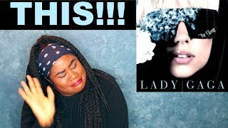 Lady Gaga  - The Fame Album  REACTION 