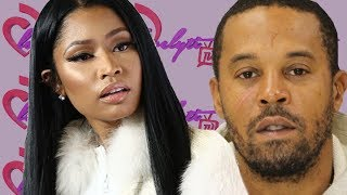 Nicki Minaj lashes out at TMZ for reporting more details on her boyfriend's prison record👀