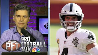 Raiders close gap in AFC West with win over Chiefs   ProFootballTalk   NBC Sports