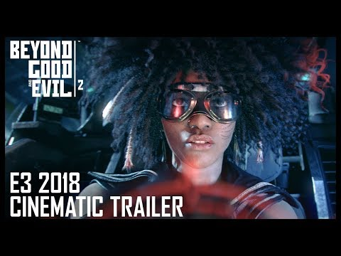 37a614c8b18a Jade is the Villain in New  Beyond Good   Evil 2  Trailer ...