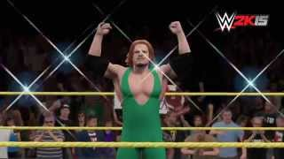 Can you move up the ranks in NXT - WWE 2K15 MyCareer Mode Walkthrough - Part 3