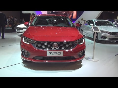 @Fiat #Tipo Lounge 1.4 T-Jet 120 hp (2017) Exterior and Interior in 3D