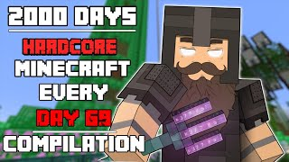 Luke The Notable Hardcore Minecraft For 2000 Days But It Is Only The Days Ending In 69