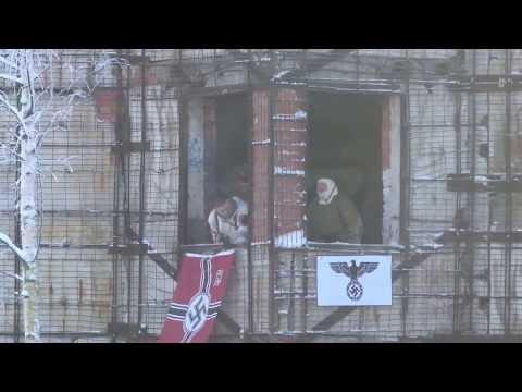 Военная реконструкция «За Ленинград! Красное Село» (часть 3)