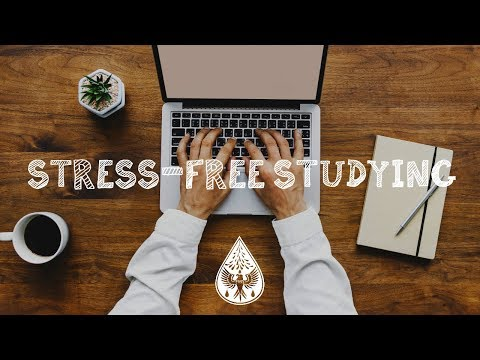 Stress-Free Studying 📚 - An Indie/Folk/Pop Playlist