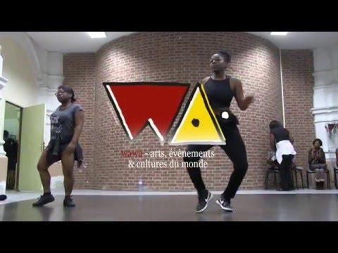 DÉCOUVREZ NOS COURS DE DANSES AFRO- LILLE- WAKA WAKA DANCE ACADEMY