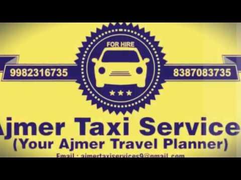 Taxi Services In Ajmer