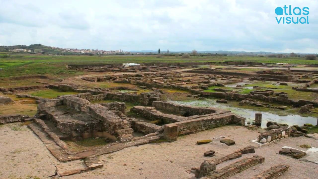 Ancient Elis Peloponesse