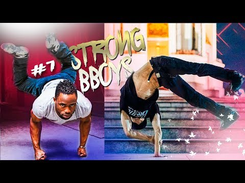 SUPERNATURALLY 💪 STRONG BBOYS OF HISTORY PART 1 // PAAW