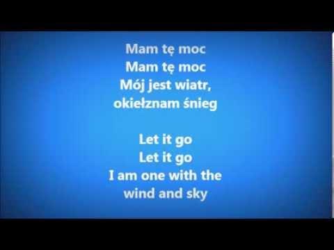 kraina lodu piosenki tekst