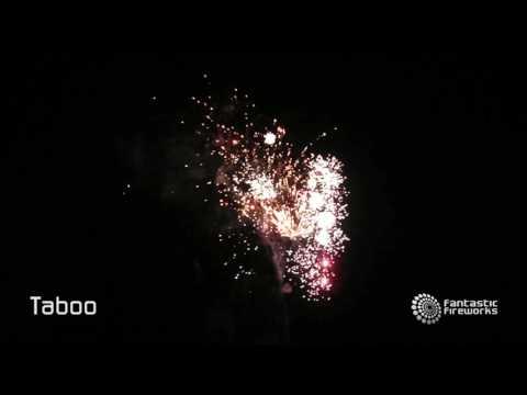 Fantastic Fireworks Taboo - 75 shot firework