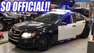 Found a MAJOR Issue With My Caprice Cop Car. Will It Be Enough To Run 9's?