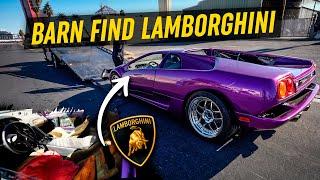 Barn Find Lamborghini Diablo *1/1 Spec*