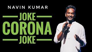 Joke Corona Joke  Stand Up Comedy  Online Show  Navin Kumar