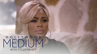 "Tyler Henry Helps T-Boz Connect With Lisa ""Left Eye"" Lopes 