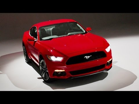 All-New 2015 Ford Mustang WORLD PREMIERE - Smashpipe Autos Video