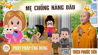 Chuyện Mẹ Chồng Nàng Dâu - Thầy Thích Phước Tiến 2017 mới nhất