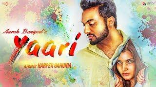 Yaari – Aarsh Benipal