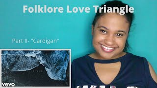 "English Teacher Analyzes Folklore Love Triangle- Part II: ""Cardigan"""