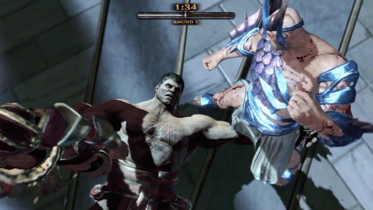 Trial of the Gods Win (Hercules) God of War: Ascension ...