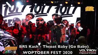 BRS Kash Throat Baby Go Baby 1017 Weekend Parking Lot Concert Woptober Fest 2020 #STREAM365NETWORK