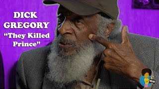 """Dick Gregory - """"They Killed Prince"""" (RBTV Exclusive)"""