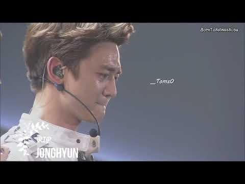 RIP Jonghyun - let me out