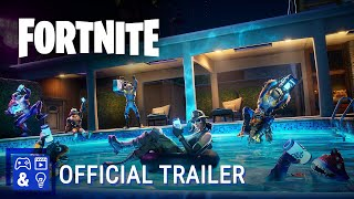 Fortnite - Moisty Palms Rift Zone Trailer