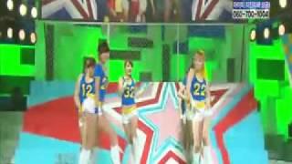 少女时代 - Gee (熱褲版) YouTube 影片
